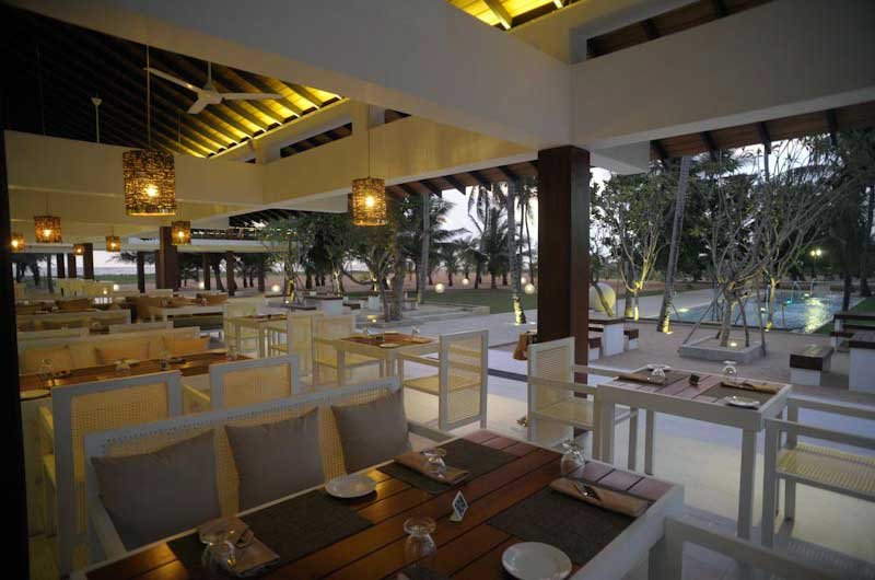 Al Frescoe Dining at Pegasus Reef