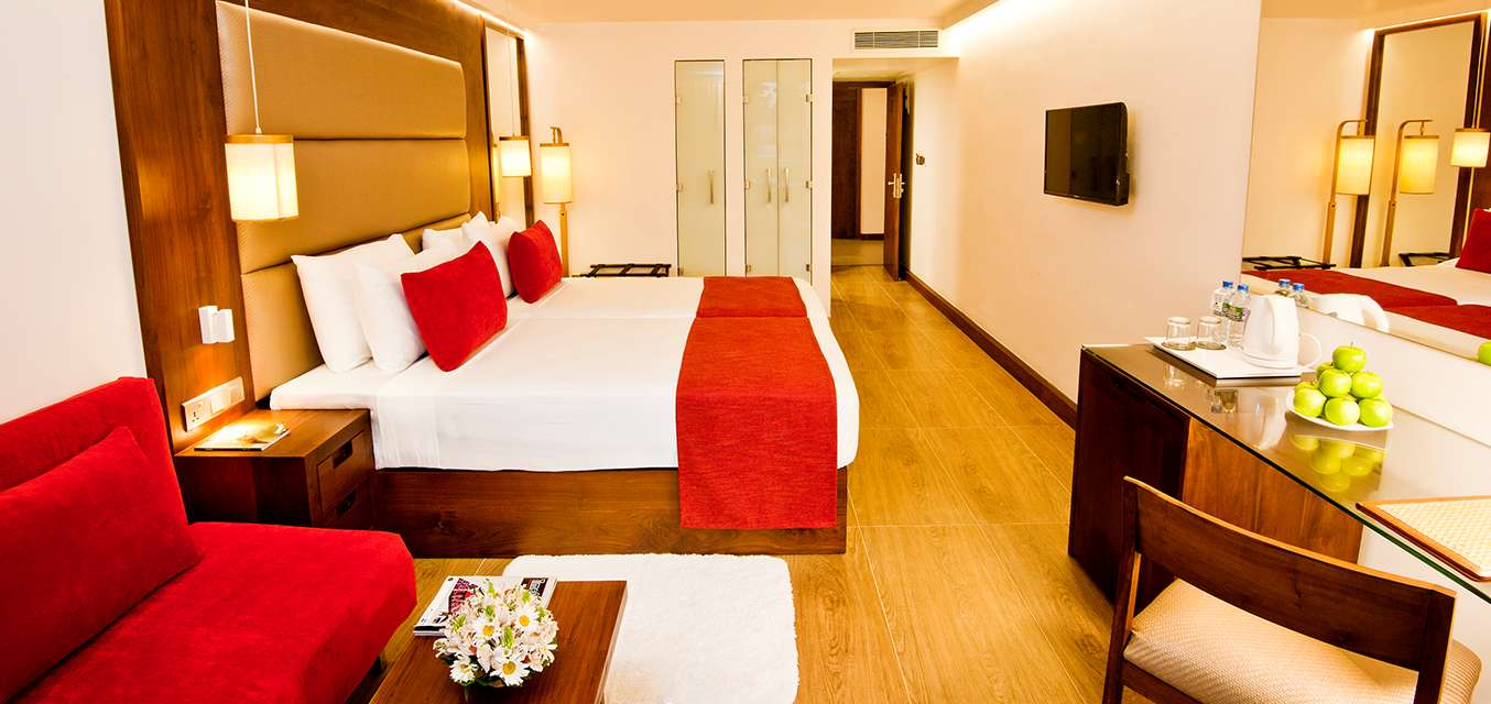 Wattala Hotel Deluxe Rooms At Pegasus Reef Hotel Sri Lanka