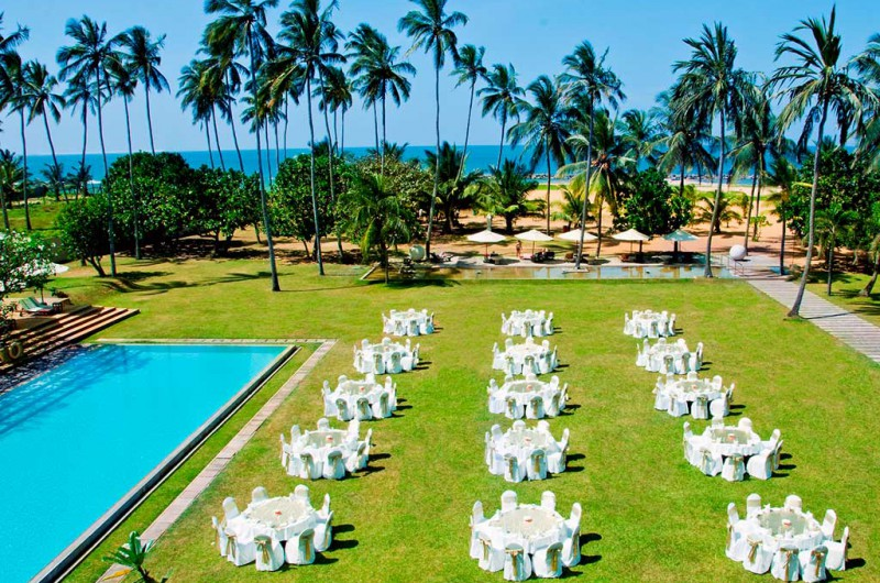 Outdoor Events at Pegasus Reef