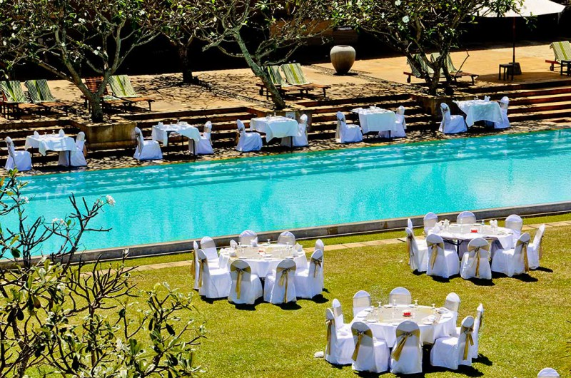 Poolside Events at Pegasus Reef