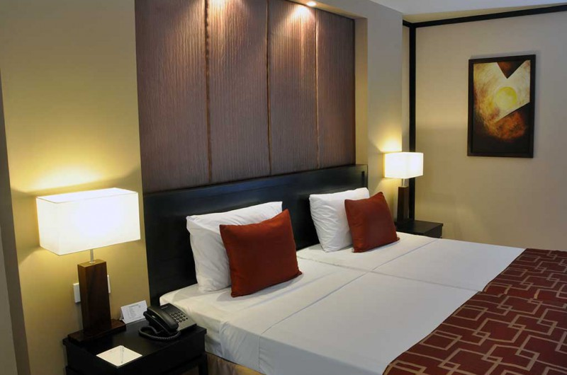 Standard & Deluxe Room at Pegasus Reef